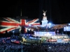 Diamond Jubilee Concert, Union Jack