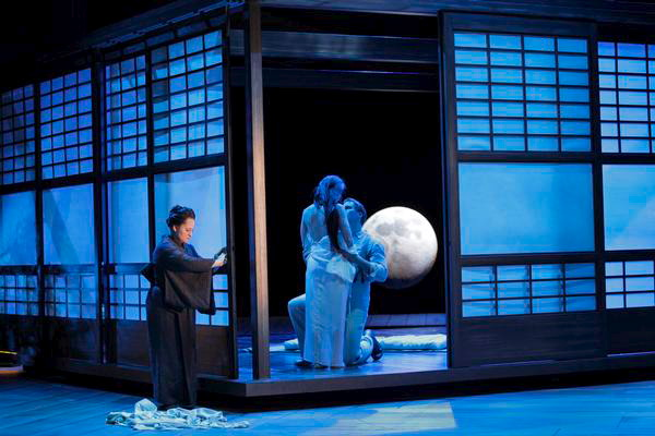 Madam Butterfly By Giacomo Puccini
