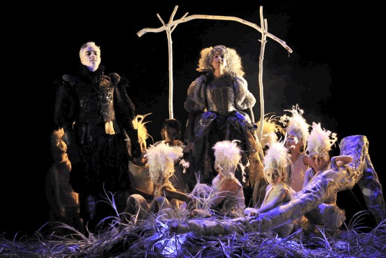 A Midsummer Night's Dream, Benjamin Britten, Directed By James Conway For English Touring Opera, 2004