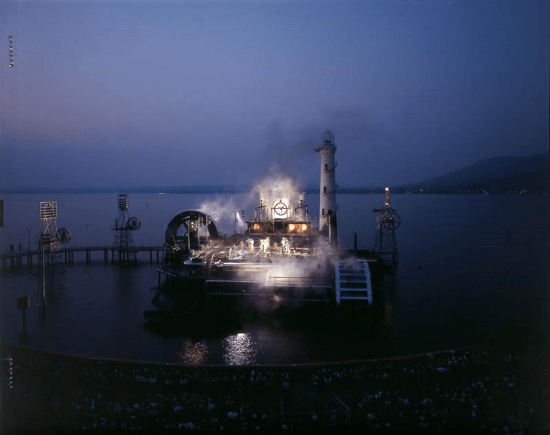 Bregenz, Lighting Davy Cunningham