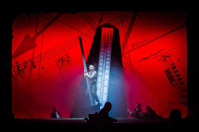 Don Quichote - Massenet - Grange Park Opera - 14 June 2014 Director - Charles Edwards Set Designer - Charles Edwards