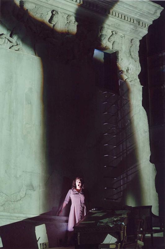 Elektra, Directed And Designed By Charles Edwards, Royal Opera House, 2003-2013, Photo © Clive Barda