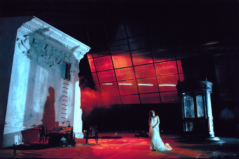 Elektra, Directed And Designed By Charles Edwards, Royal Opera House, 2003-2013, Photo © Clive Barda
