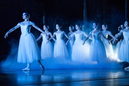Giselle, Royal New Zealand Ballet, Costume For Film Designed By Natalia Stewart, 2012