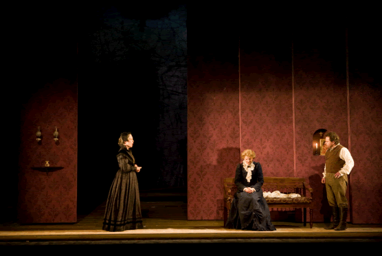 Katya Kabanova By Leoš Janáček, Directed By James Conway For English Touring Opera, 2009
