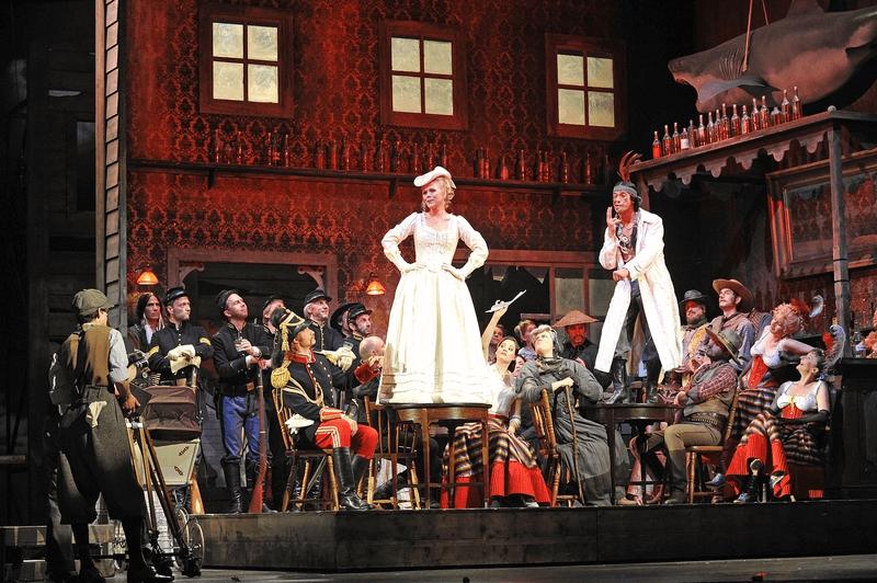 La Bohème, Staatsoper Hamburg, Lighting Davy Cunningham