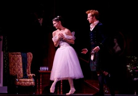 La Sylphide Staged By Johan Kobborg, Sets And Costumes By Natalia Stewart, Bucharest Opera House, 2013