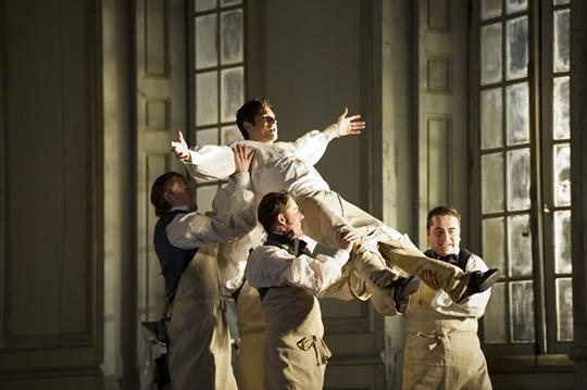Le Nozze Di Figaro By Mozart, Choreography By Leah Hausman, Royal Opera House, 2006