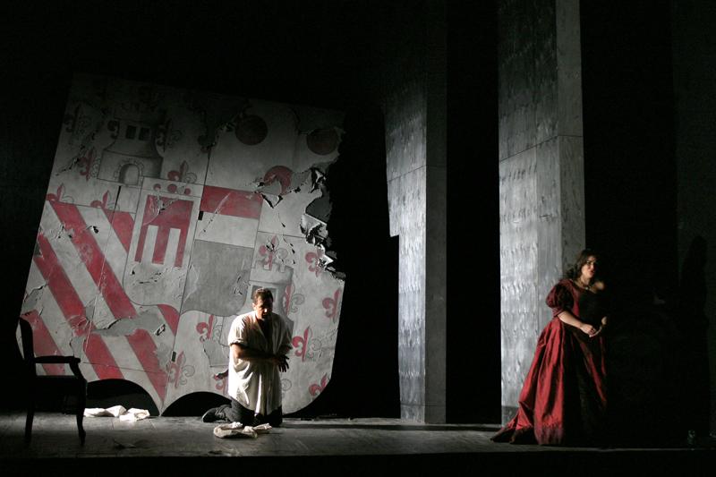 Wexford Festival Opera 2005 Photograph © Derek Speirs Ref: WFO 05 03
