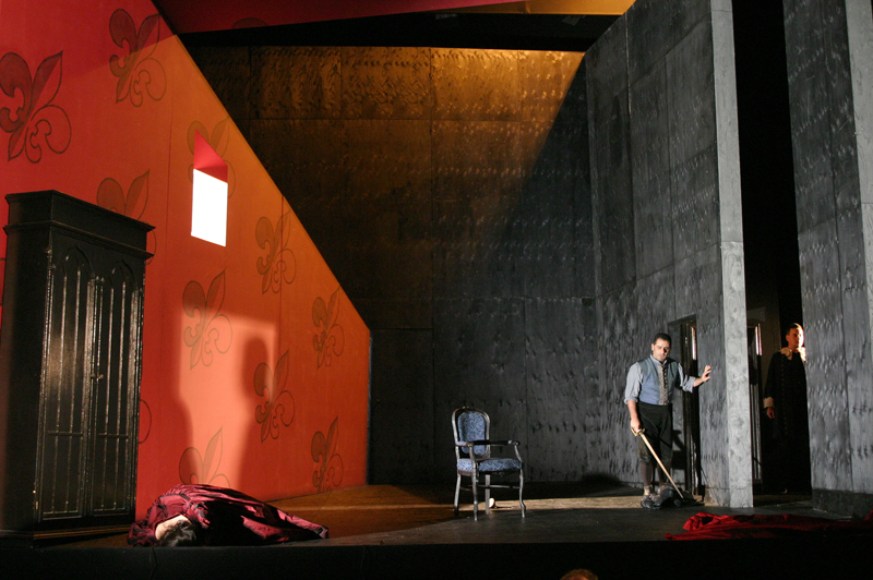 Wexford Festival Opera 2005  Photograph © Derek Speirs Ref: WFO 05 08
