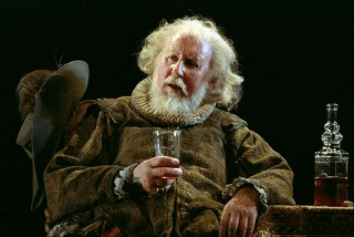 Michael Cronin As Sir Toby Belch In Twelfth Night, English Touring Theatre, Costumes By Mark Bouman, 2004