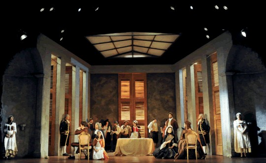 The Marriage Of Figaro, Mozart, Directed By James Conway, English Touring Opera, 2010