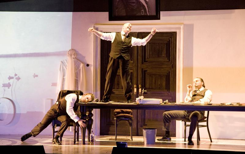Turandot NRO Photo: Marco Borggreve
