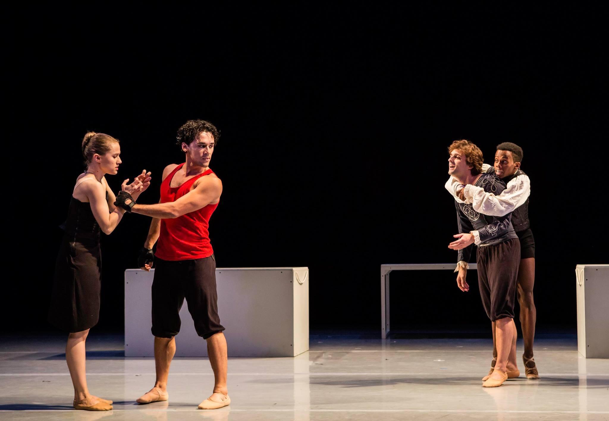 Romeo And Juliet, Ballet Ireland, Choreography Morgann Runacre Temple, Lighting Zia Bergin Holly (1)