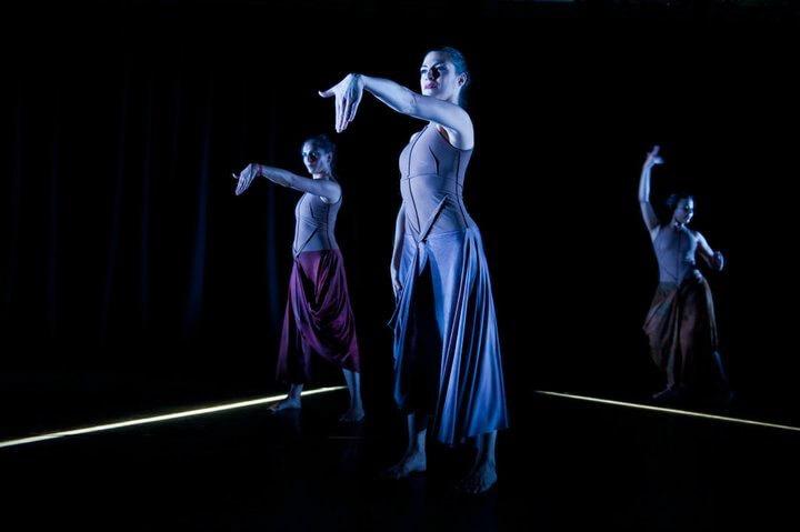 Ghatam, ATMA Dance, Lighting Clare O'Donoghue
