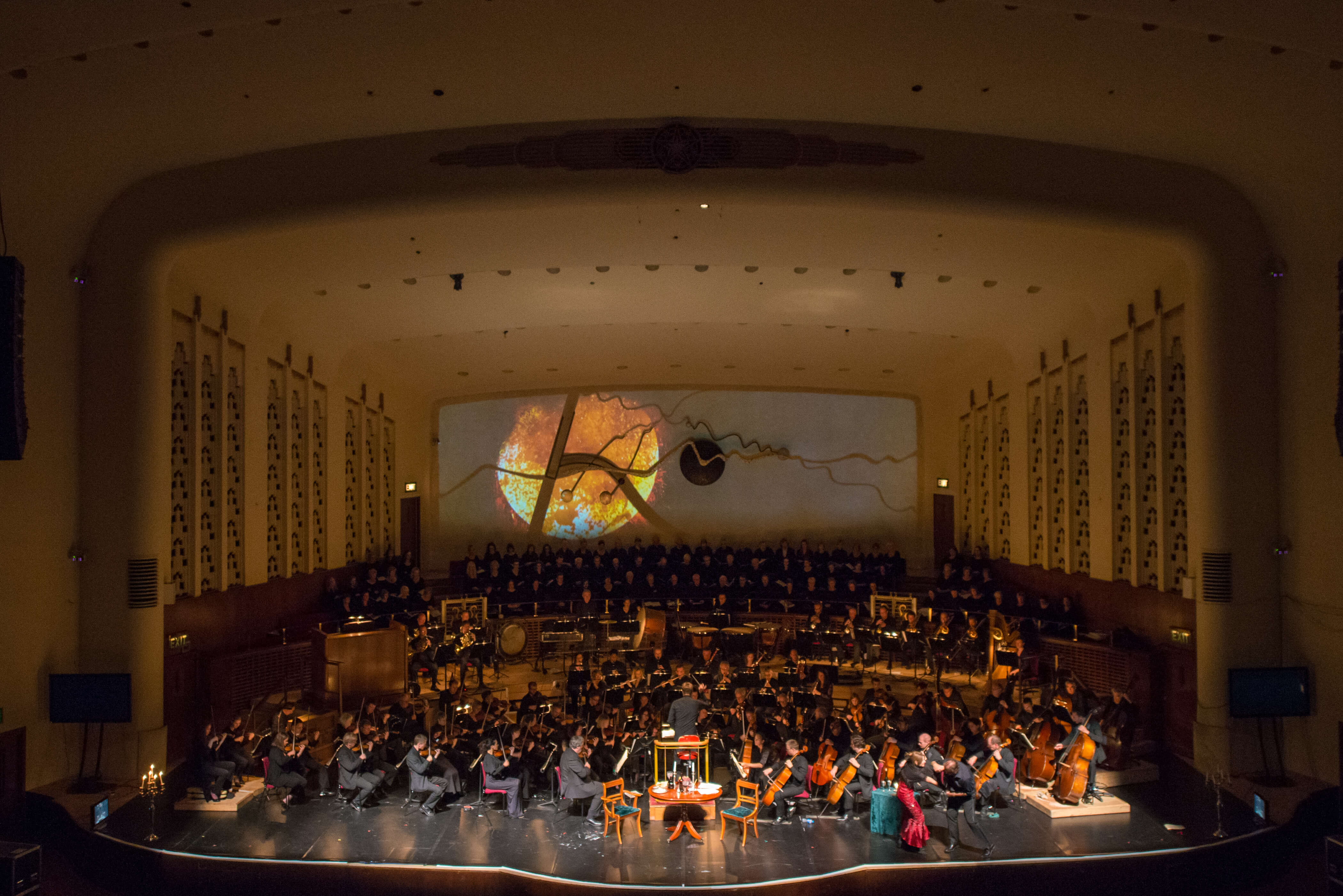 Tosca, Royal Liverpool Philharmonic Orchestra, Stage & Video Director: Amy Lane