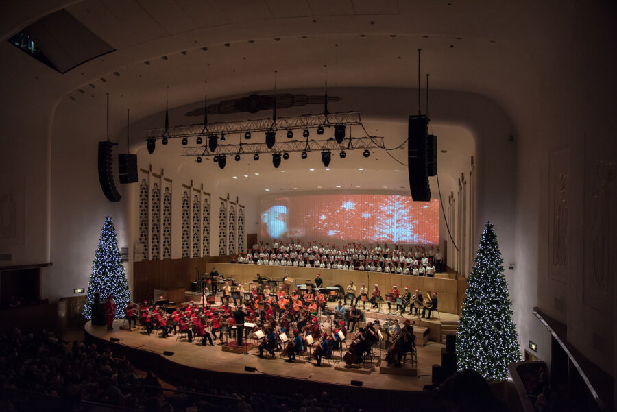 Rudolph On Hope Street, Royal Liverpool Philharmonic Orchestra, Stage & Video Director: Amy Lane