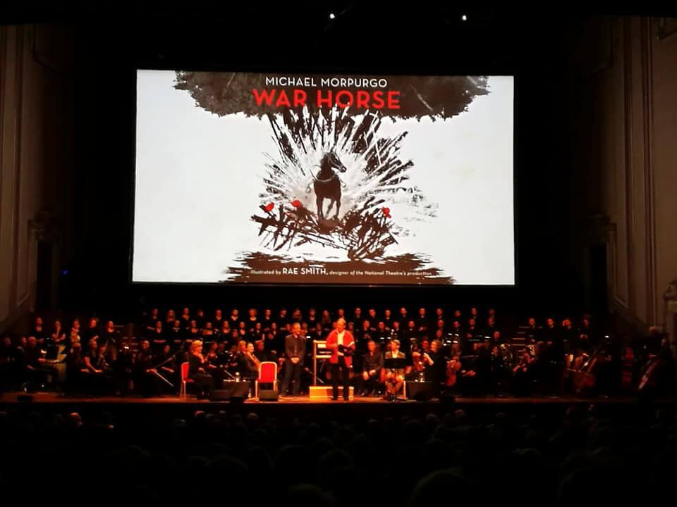 War Horse In Concert, Stage & Video Director: Amy Lane