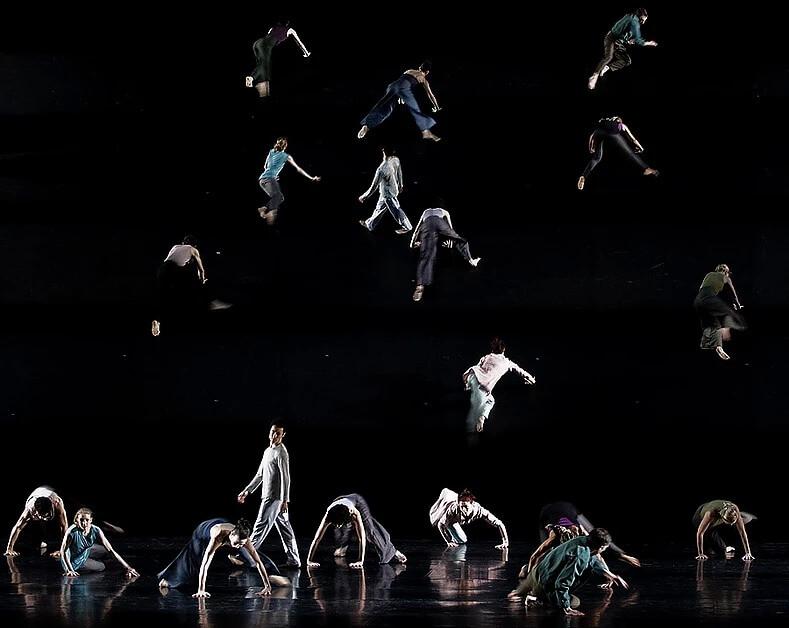 Le Petit Prince, Les Grands Ballets Canadiens De Montréal, Choreographer: Didy Veldman, Set & Costume Designer: Kimie Nakano (Photographer: Jean- Laurent Ratel, 2012)