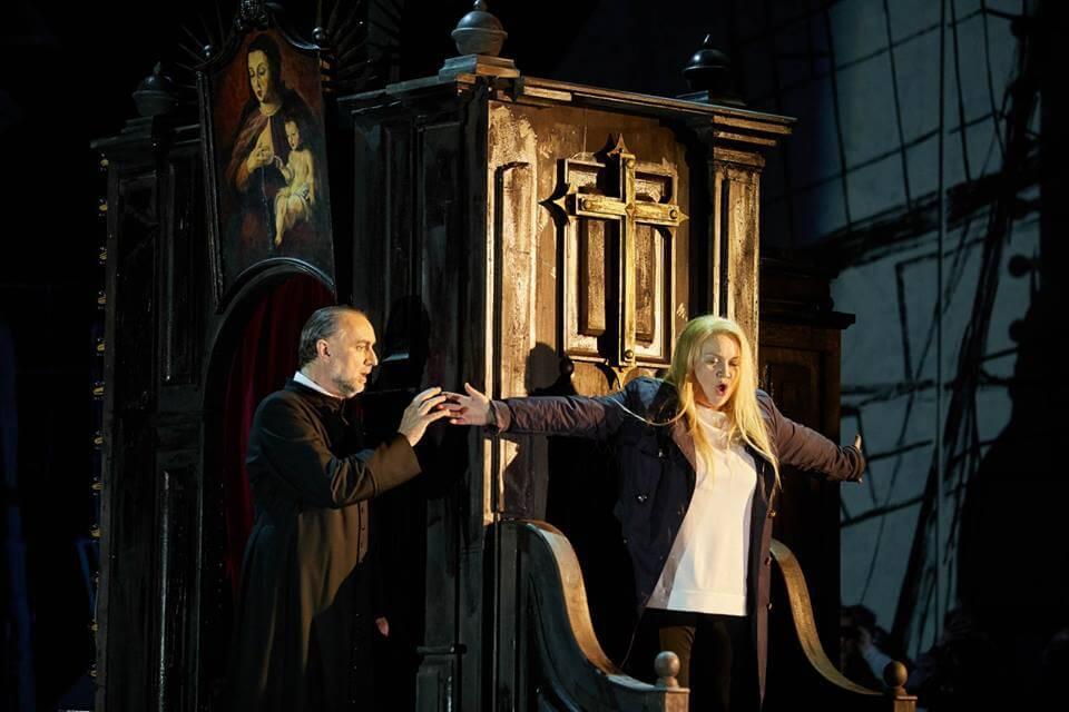 Faust, Opera Poznan, Director: Karolina Sofulak, Photographer: B. Barczyk